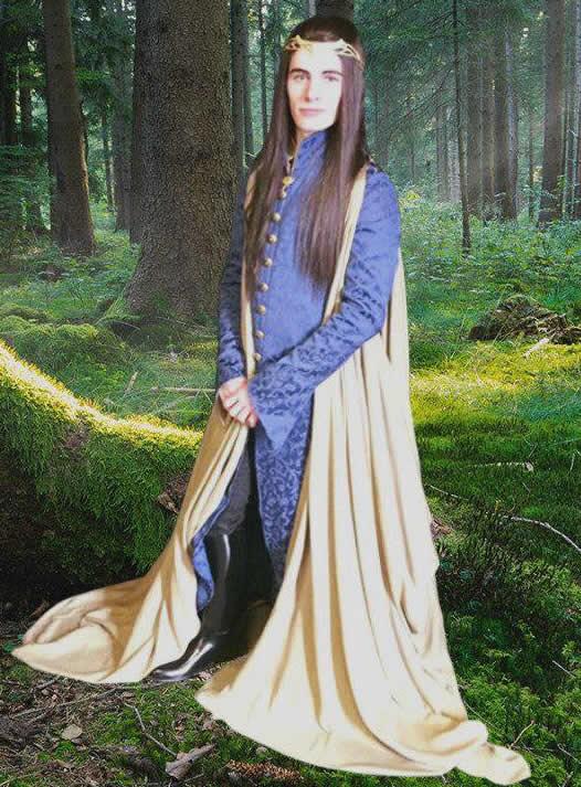 La Quarta Era - Elfi Elrond