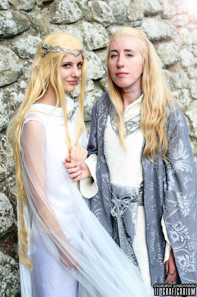 La Quarta Era - Elfi Galdriel Celeborn
