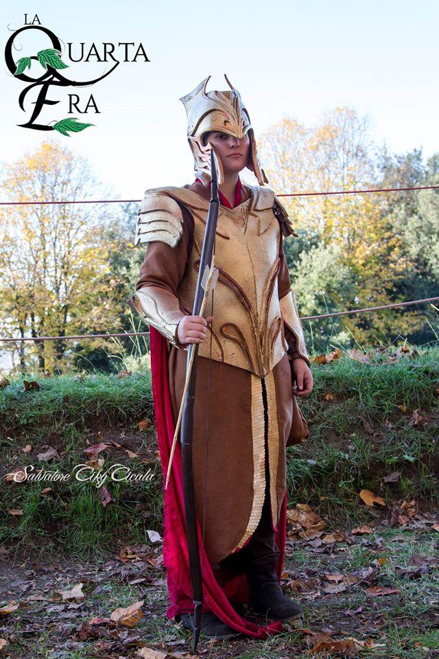 La Quarta Era - Elfi Soldato di Bosco Atro