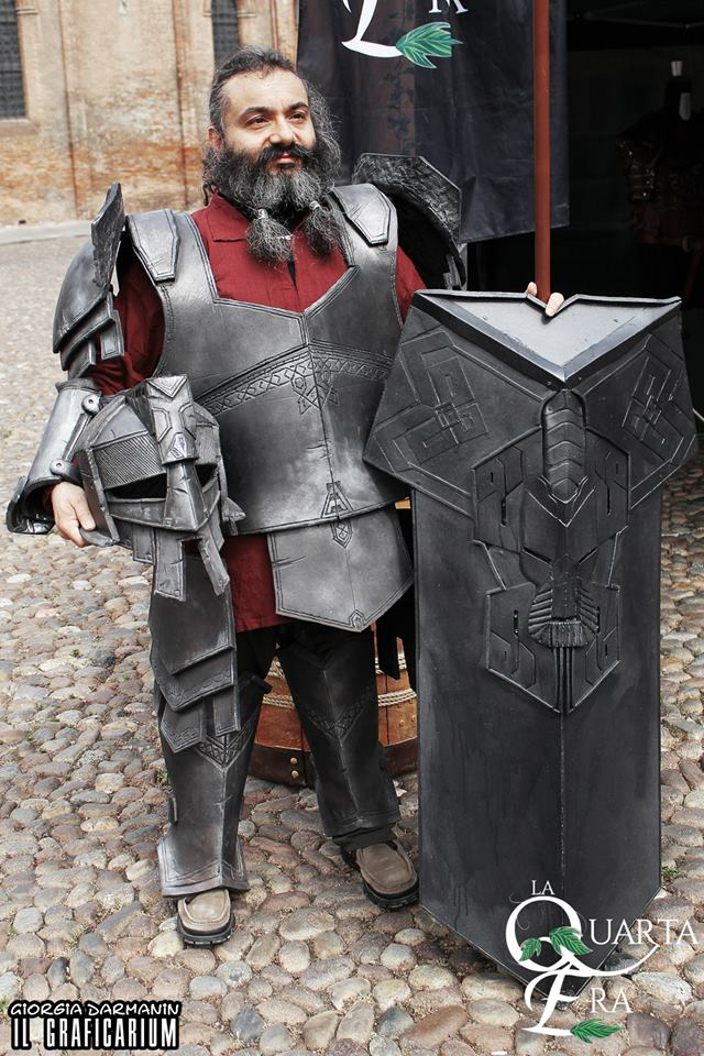 La Quarta Era - Nani Guardia Erebor