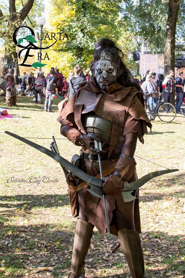 La Quarta Era - Legione Oscura - Uruk-hai Lurtz