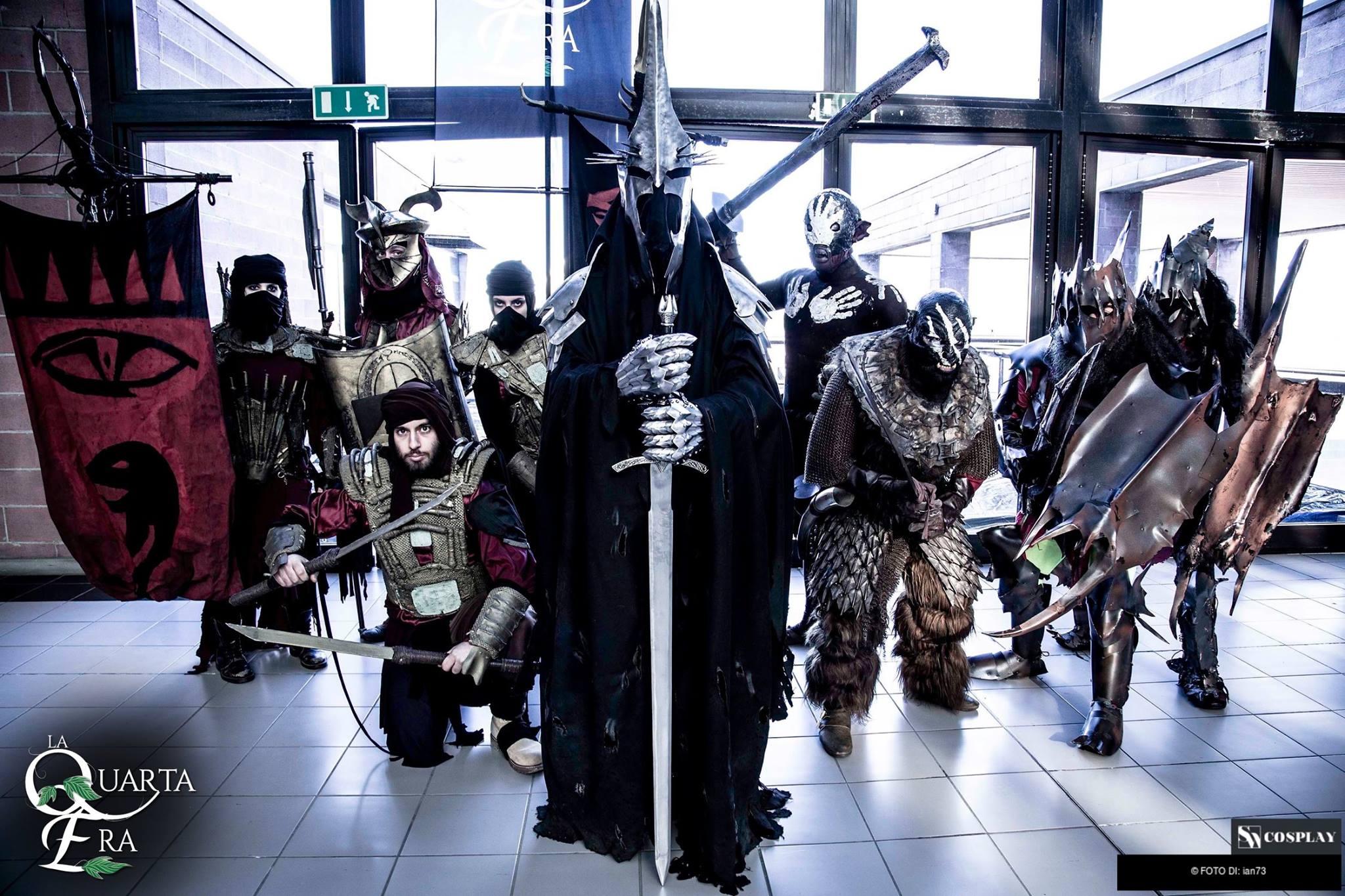 La Quarta Era - Legione Oscura