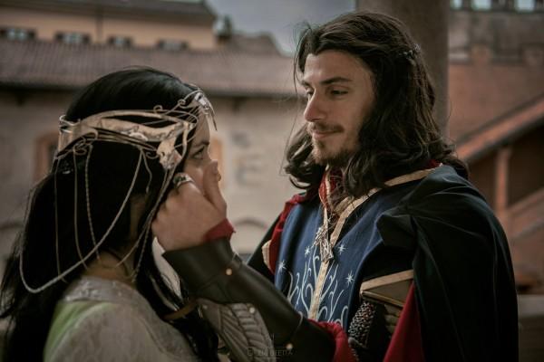 La Quarta Era - Il signore degli Anelli - Aragorn Arwen