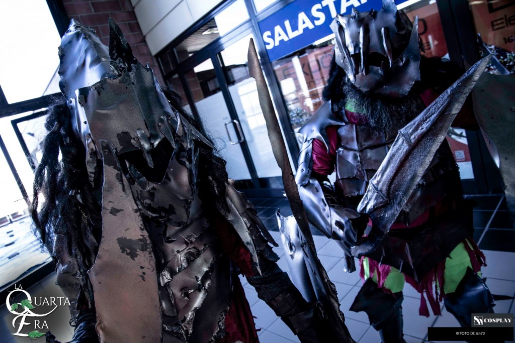 La Quarta Era - Legione Oscura - Orchi Gobin di Moria
