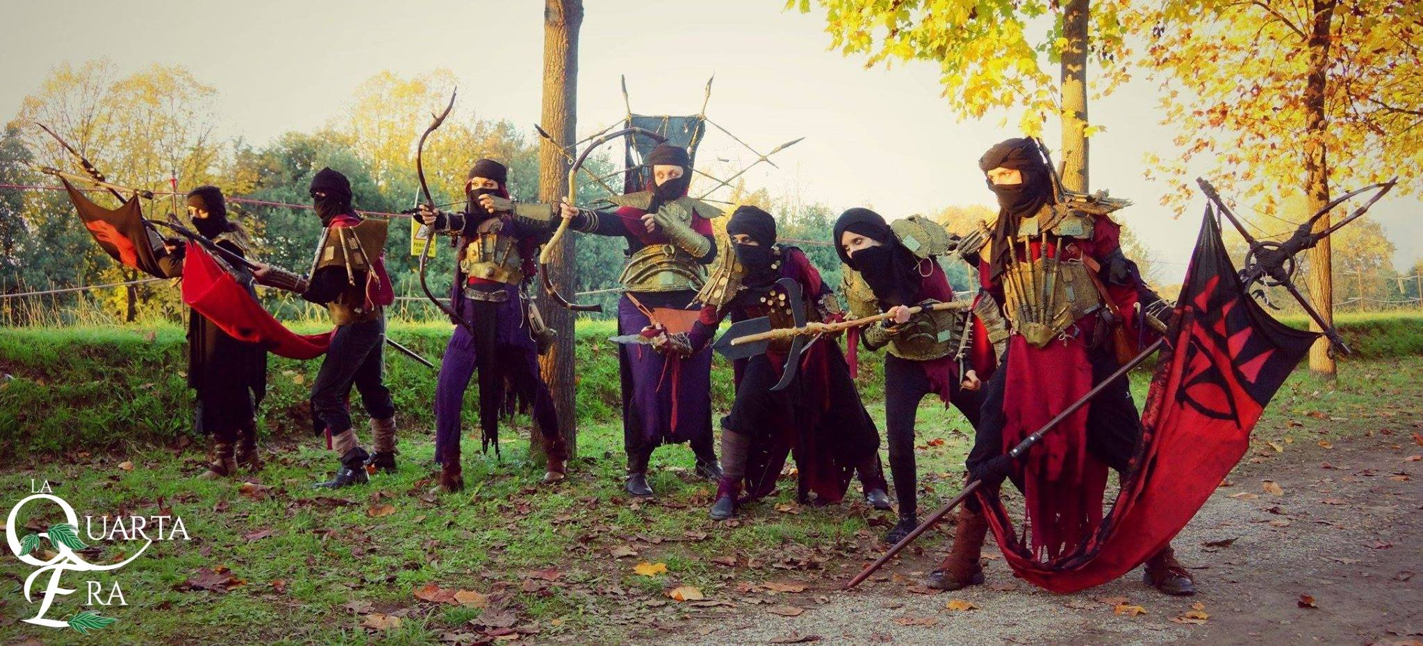 La Quarta Era - Legione Oscura - Haradrim