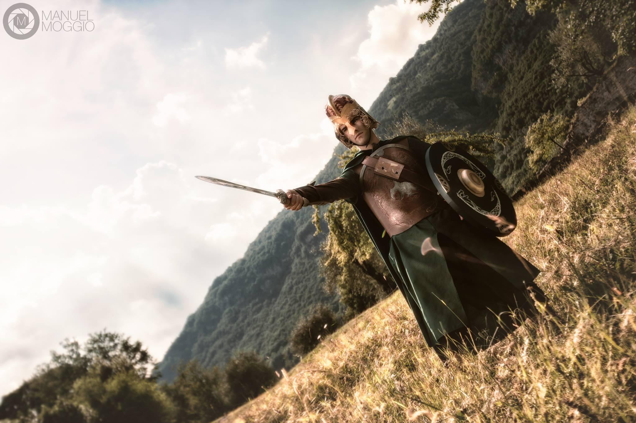 La Quarta Era - Razze - Hobbit - Meriadoc Brandibuck