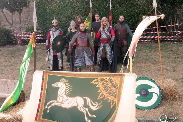 La Quarta Era - Festa dell'Unicorno - Il Signore degli Anelli - Haradrim vs Rohirrim