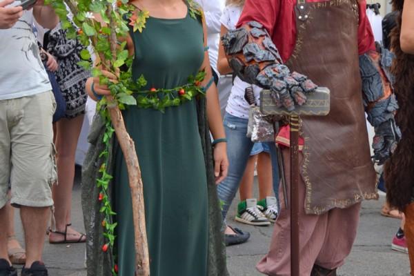 La Quarta Era - Festa dell'unicorno - Valar - Aule e Yavanna