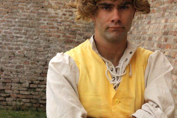 La Quarta Era - Comicspopoli - Forlimpopoli - Il Signore degli Anelli - Hobbit - Meriadoc Brandibuck