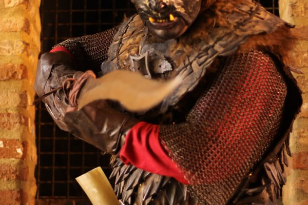 La Quarta Era - Comicspopoli - Forlimpopoli - Il Signore degli Anelli - Orco Mordor