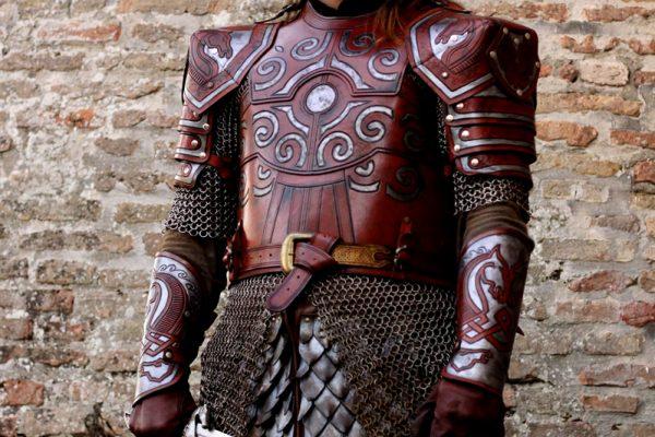 La Quarta Era - Comicspopoli - Forlimpopoli - Il Signore degli Anelli - Rohan - Eomer