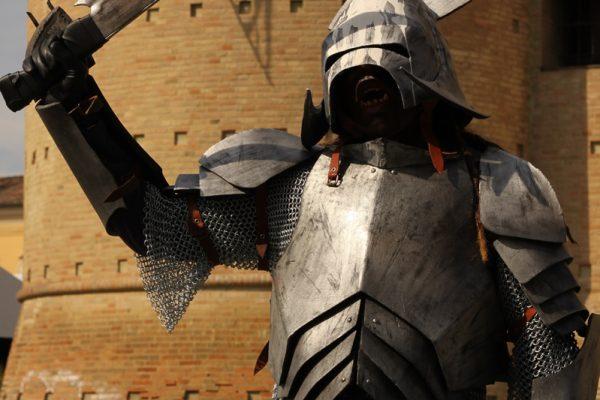 La Quarta Era - Comicspopoli - Forlimpopoli - Il Signore degli Anelli - Uruk-hai