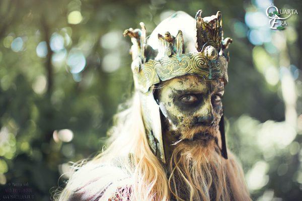 La Quarta Era - Grazzano Visconti - Narsilion - Il Signore degli Anelli - Re dei Morti