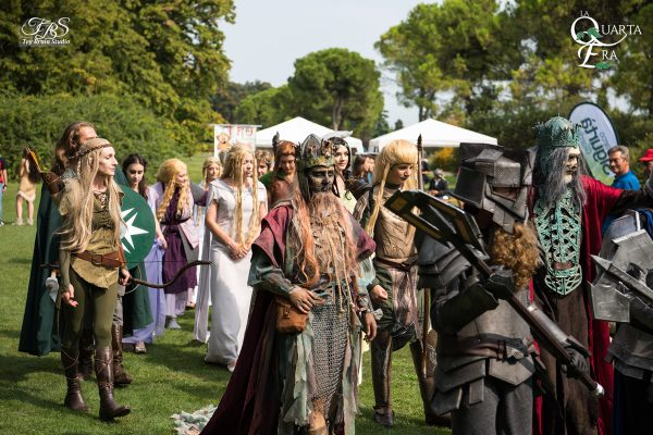 La Quarta Era - Parco Giardino Sigurtà - Il magico mondo del cosplay - Il Signore degli Anelli - Lo Hobbit