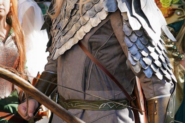 La Quarta Era - Lucca Comics 2016 - Il Signor degli Anelli - Lo Hobbit - Elfi - Legolas