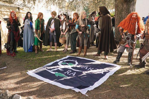 La Quarta Era - Lucca Comics 2016 - Il Signor degli Anelli - Lo Hobbit - Gruppo
