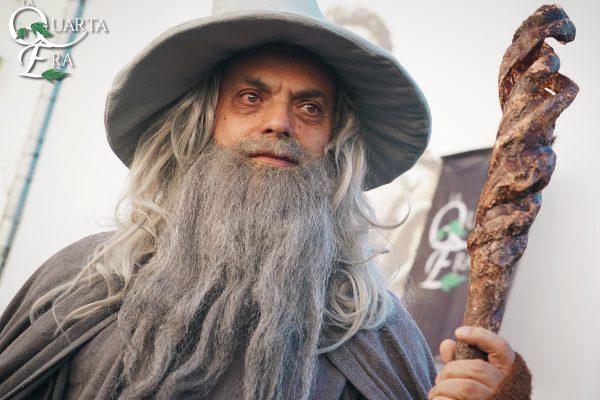 La Quarta Era - Lucca Comics 2016 - Il Signor degli Anelli - Lo Hobbit - Istari - Gandalf