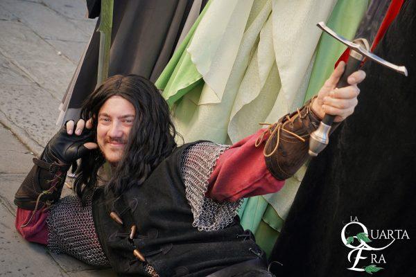 La Quarta Era - Lucca Comics 2016 - Il Signor degli Anelli - Lo Hobbit - Uomini - Aragorn