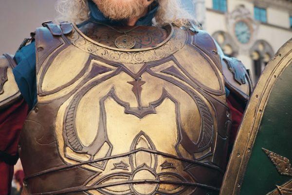 La Quarta Era - Lucca Comics 2016 - Il Signor degli Anelli - Lo Hobbit - Uomini - Rohan - Theoden