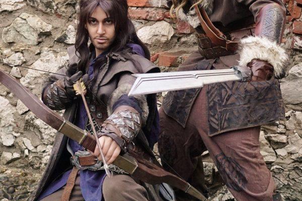 La Quarta Era - Castelpietra Fantasy Fest - Lotr - Lo Hobbit - Fili e Kili
