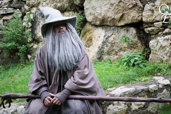 La Quarta Era - Castelpietra Fantasy Fest - Lotr - Lo Hobbit - Gandalf il Grigio