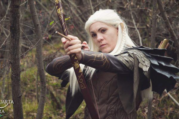 La Quarta Era - Castelpietra Fantasy Fest - Lotr - Lo Hobbit - Legolas
