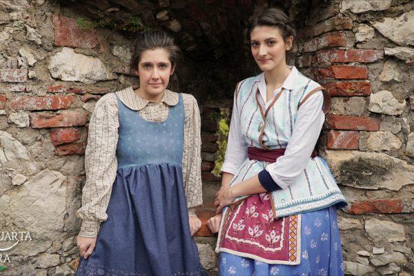 La Quarta Era - Castelpietra Fantasy Fest - Lotr - Lo Hobbit - Sigrid e Tilda