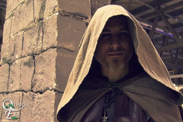 La Quarta Era - Cartoomics - Il Signore degli Anelli - Aragorn