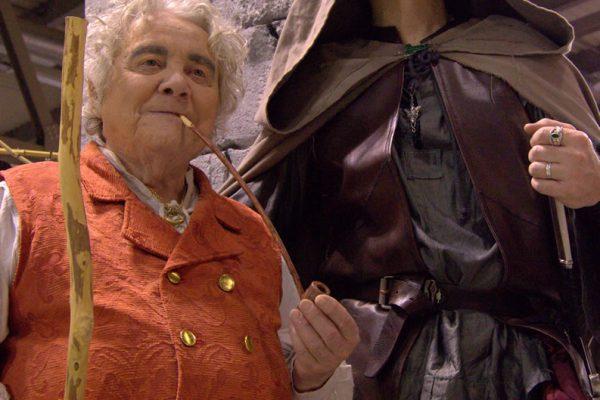 La Quarta Era - Cartoomics - Il Signore degli Anelli - Aragorn e Bilbo