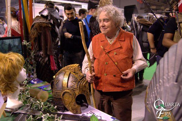 La Quarta Era - Cartoomics - Il Signore degli Anelli - Lo Hobbit - Bilbo