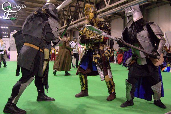 La Quarta Era - Cartoomics - Il Signore degli Anelli - Lo Hobbit - Duello