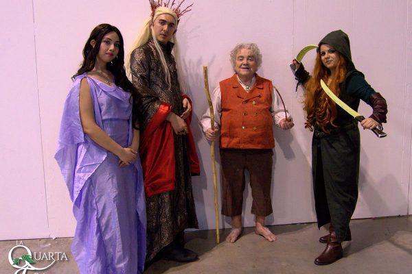 La Quarta Era - Cartoomics - Il Signore degli Anelli - Lo Hobbit - Elfi