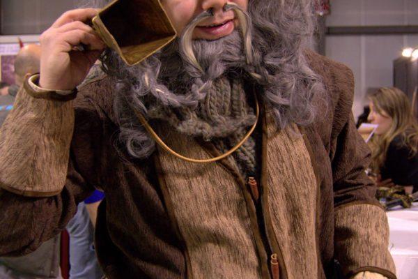 La Quarta Era - Cartoomics - Il Signore degli Anelli - Lo Hobbit - Oin