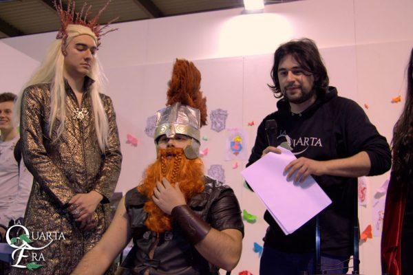 La Quarta Era - Cartoomics - Il Signore degli Anelli - Lo Hobbit - Quiz