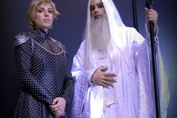 La Quarta Era - Cartoomics - Il Signore degli Anelli - Lo Hobbit - Saruman