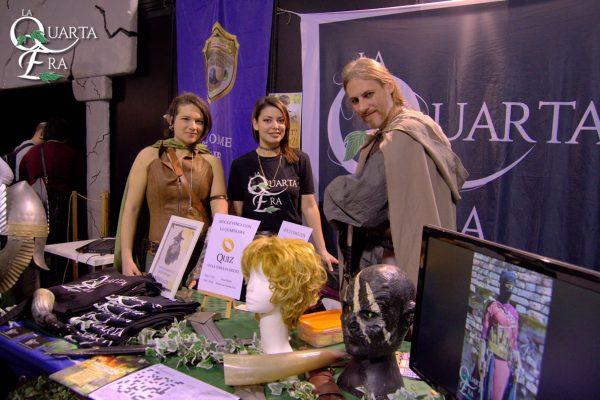 La Quarta Era - Cartoomics - Il Signore degli Anelli - Lo Hobbit - Stand